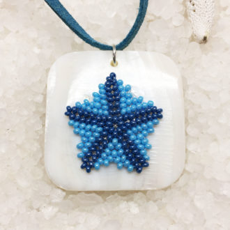 Starfish Pendant Single