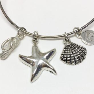 Beachcomber Bangle Bracelet Closeup