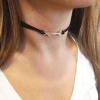 arrow-choker-gold