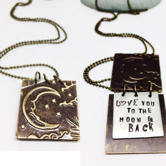 hand-stamped-love-you-to-the-moon-and-back-book-necklace-side-by-side