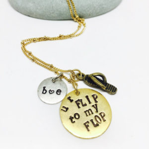youre-the-flip-to-my-flop-hand-stamped-necklace
