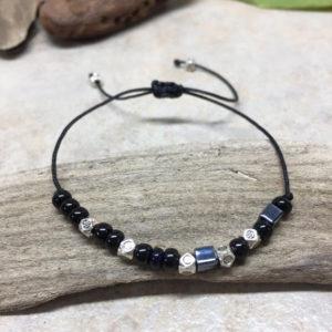 Morse Code Sister Adjustable Bracelet 1