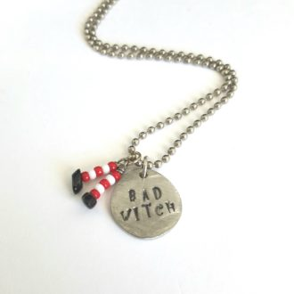 bad witch necklace