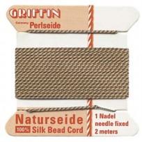 griffin silk cord #4 beige