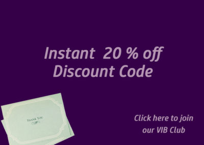 vib email list sign up