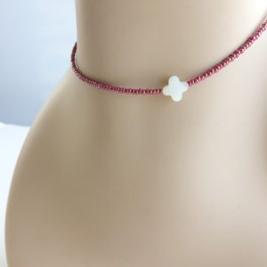 iridescent-red-seed-bead-choker-one-mop-cross