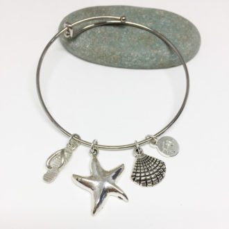 Beachcomber Bangle Bracelet