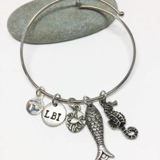 From the Sea Bangle Bracelet