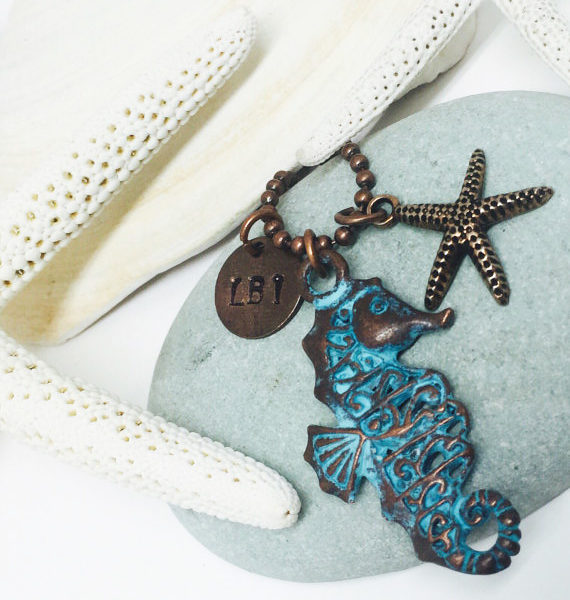 Seahorse Customized Necklace