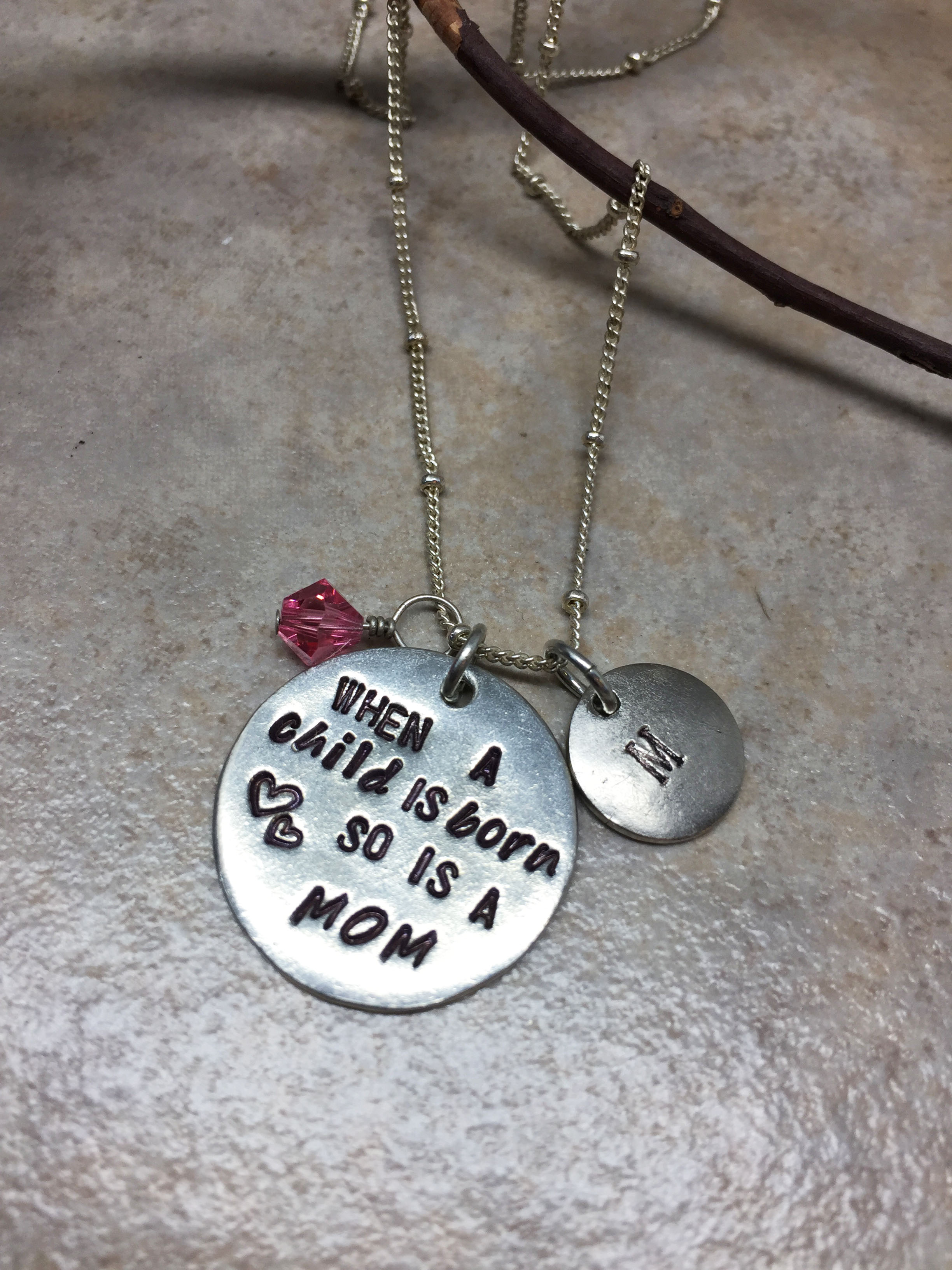 collections personalized necklace il stamped for gift mom fullxfull original products jewelry grandma grand mommy hand